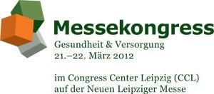 Dresden-News.NET - Dresden Infos & Dresden Tipps | Logo Messekongress 2012 Gesundheit und Versorgung