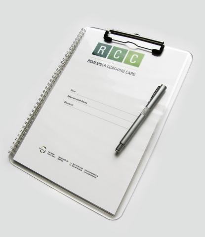 Kiel-Infos.de - Kiel Infos & Kiel Tipps | Hilfreiches Tool für Trainer und Coaches: die RCC - Rember Coaching Card von TrainerIdeen.de. Bild: Markus Biemann