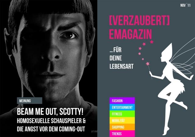 Musik & Lifestyle & Unterhaltung @ Mode-und-Music.de | Die 2. Ausgabe des VERZAUBERT eMagazins geht am 1.12. online!