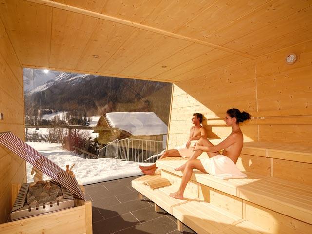 Hotel Infos & Hotel News @ Hotel-Info-24/7.de | Aroma-Sauna in Resort Rainer