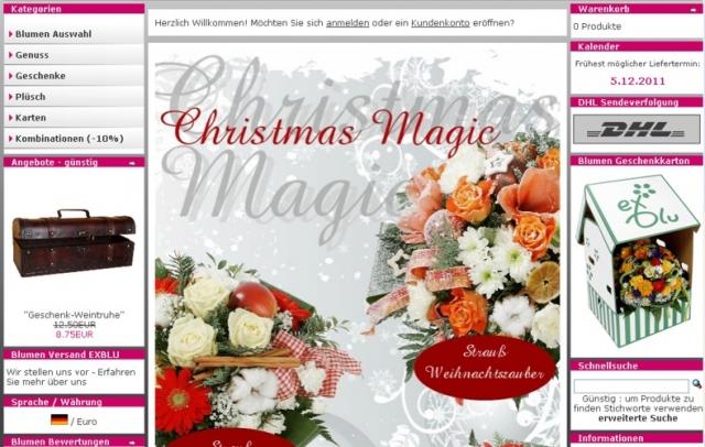 Shopping -News.de - Shopping Infos & Shopping Tipps | Christmas Magic