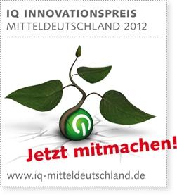 Thueringen-Infos.de - Thüringen Infos & Thüringen Tipps | IQ Innovationspreis Mitteldeutschland 2012 - jetzt bewerben