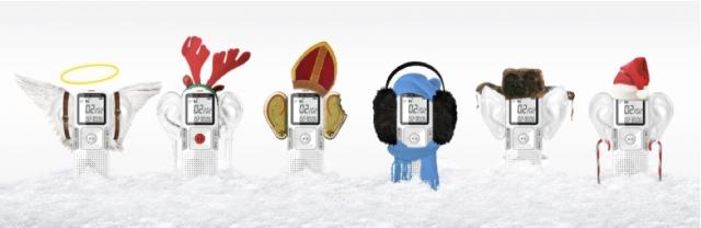 Oesterreicht-News-247.de - Österreich Infos & Österreich Tipps | Voice Tracer Weihnachts-Soundkarte