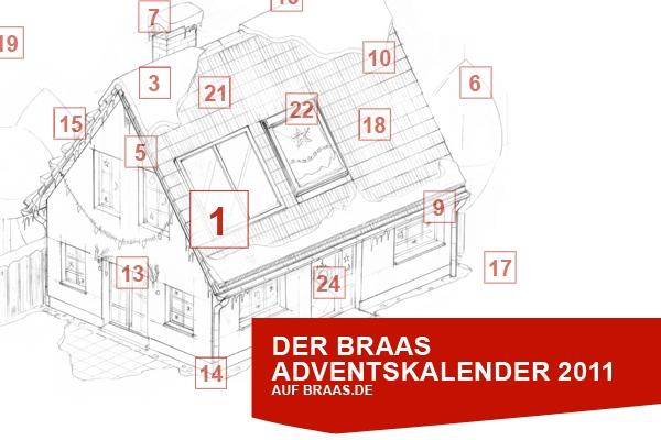 Gewinnspiele-247.de - Infos & Tipps rund um Gewinnspiele | Das Monier Braas GmbH Adventskalender-Gewinnspiel