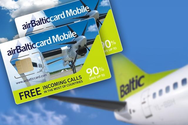 Tarif Infos & Tarif Tipps & Tarif News | Foto: airBalticcard Mobile