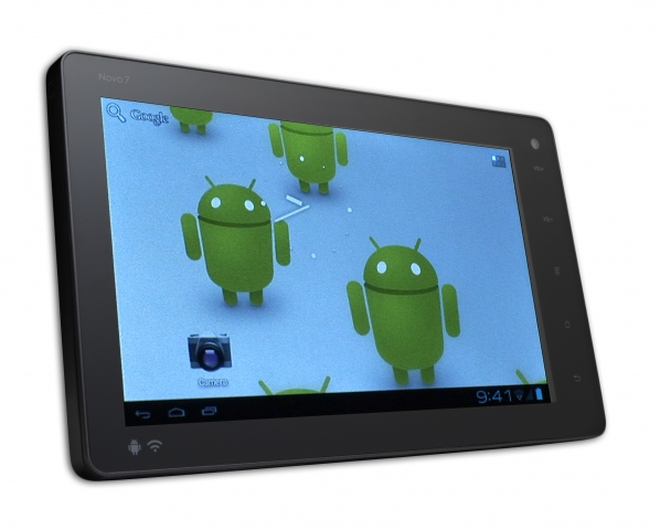 Auto News | MIPS und Ingenic präsentieren Android 4.0 Tablet-PC mit 1 GHz Taktfrequenz
