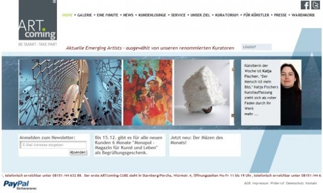 Musik & Lifestyle & Unterhaltung @ Mode-und-Music.de | Startseite von ARTcoming im Internet