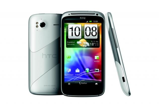 Europa-247.de - Europa Infos & Europa Tipps | Begeistert durch stylisches Aussehen und innere Werte: HTC Sensation in Offwhite