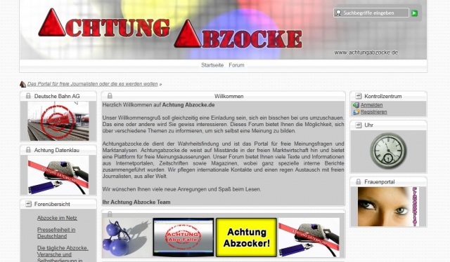 Berlin-News.NET - Berlin Infos & Berlin Tipps | Betrug, Abzocke, Datenklau, Wie kann man sich schützen?