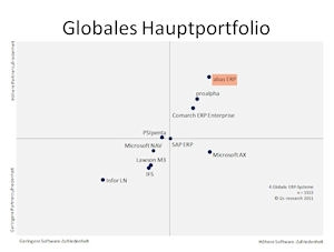 Indien-News.de - Indien Infos & Indien Tipps | i2s-Studie: Globales Hauptportfolio