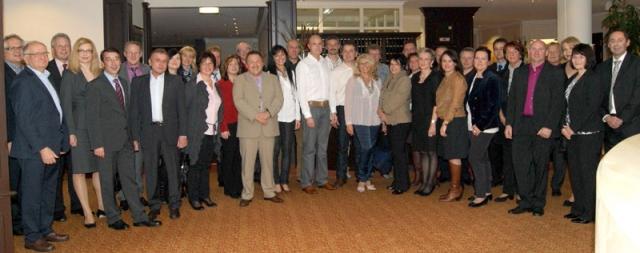 Hotel Infos & Hotel News @ Hotel-Info-24/7.de | 55 Mitarbeiter mit insgesamt 950 Jahren Betriebszugehörigkeit wurden geehrt