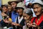 Ost Nachrichten & Osten News | Foto: Tibetische Flüchtlinge in Nepal.