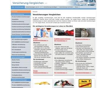 Versicherungen News & Infos | Versicherung-Vergleichen.net informiert