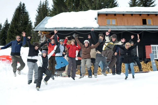 App News @ App-News.Info | Skihütte im Kleinwalsertal - Direkt an der Piste