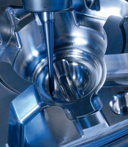 Amerika News & Amerika Infos & Amerika Tipps | Intelligente CAM-Strategien für den Werkzeug- und Formenbau