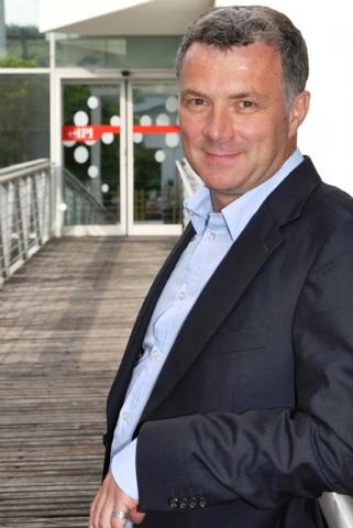 Holger Dümpelmann, Geschäftsführer der IPI GmbH