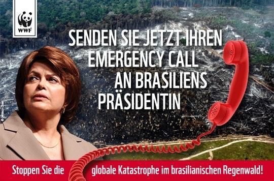 Oesterreicht-News-247.de - Österreich Infos & Österreich Tipps | Schreiben Sie der brasilianischen Präsidentin Dilma Rousseff jetzt eine E-Mail!