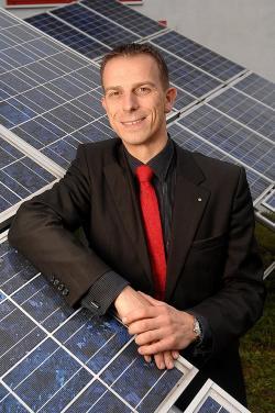 Alternative & Erneuerbare Energien News: Foto: Mp-tec Geschäftsführer Michael Preißel setzt bei seinen Partnern auf Qualität Made in Europe.
