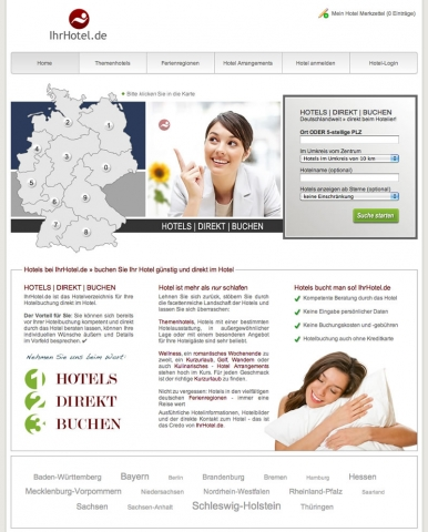 Bayern-24/7.de - Bayern Infos & Bayern Tipps | IhrHotel.de - Hotels bucht man so!