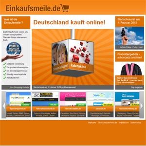Shopping -News.de - Shopping Infos & Shopping Tipps | Einkaufsmeile.de Handelsgesellschaft mbH meldet die Ausweitung der Partnerschaft mit dem ePayment Anbieter Klarna.