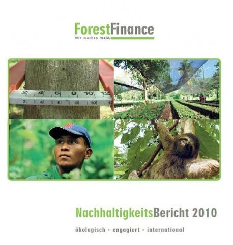 Pflanzen Tipps & Pflanzen Infos @ Pflanzen-Info-Portal.de | Erster Nachhaltigkeitsbericht der ForestFinance