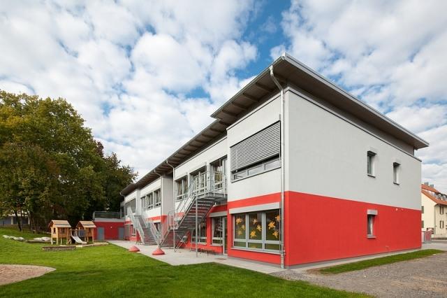 Schweiz-24/7.de - Schweiz Infos & Schweiz Tipps | Viel Platz zum Spielen und Toben: Die neue Kita