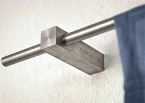 Technik-247.de - Technik Infos & Technik Tipps | Vorhang- und Gardinenstangen aus Edelstahl