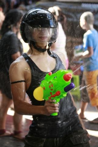 Oesterreicht-News-247.de - Österreich Infos & Österreich Tipps | Neujahr im April - Songkran Festival