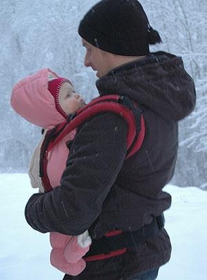 Schweiz-24/7.de - Schweiz Infos & Schweiz Tipps | Manduca - Tragekinder sind starke Kinder
