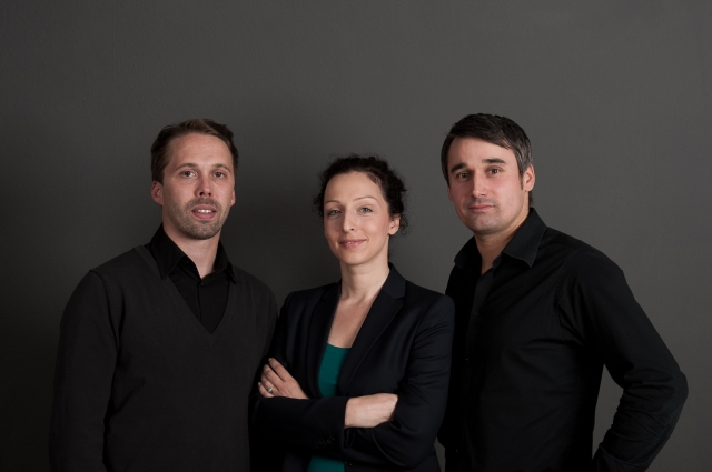 Hamburg-News.NET - Hamburg Infos & Hamburg Tipps | Die sirup°-Geschäftsführung (v. l. n. r.): Alexander Meyer-Roxlau, Martina Vlahov, Alexander Artelt