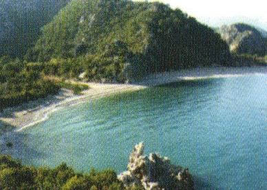 Rom-News.de - Rom Infos & Rom Tipps | Die Bucht bei Olympos