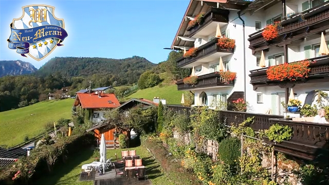 Hotel Infos & Hotel News @ Hotel-Info-24/7.de | Hotel Neu-Meran Bad Reichenhall