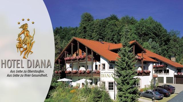 Restaurant Infos & Restaurant News @ Restaurant-Info-123.de | Hotel Diana Oberstaufen