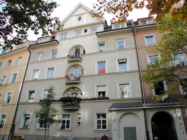 Europa-247.de - Europa Infos & Europa Tipps | Altbau München Sendling