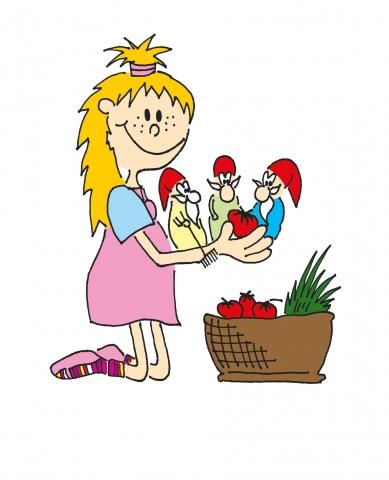 Hamburg-News.NET - Hamburg Infos & Hamburg Tipps | Die Puppe Florina hilft Erzieherinnen dabei, Kindern Themen wie Ernährung, Bewegung und Entspannung spielerisch näher zu bringen.