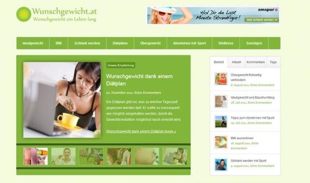 Wien-News.de - Wien Infos & Wien Tipps | Wunschgewicht.at - Wunschgewicht ein Leben lang!