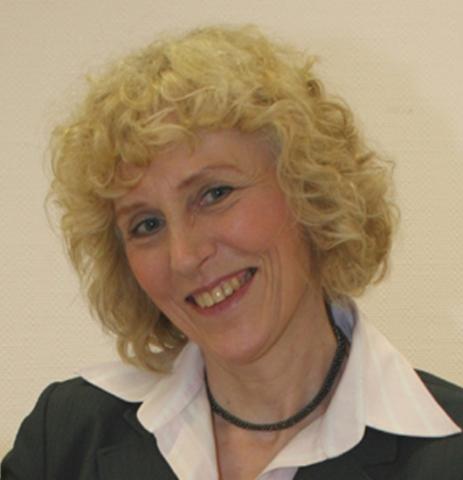 """Hildegard Jorch, Vorsitzende des Vereins """"Gemeinsame Elterninitiative Plötzlicher Säuglingstod (GEPS) Deutschland e.V."""""""