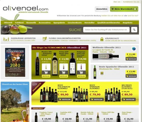 Shopping -News.de - Shopping Infos & Shopping Tipps | Startseite des Onlineshops olivenoel.com