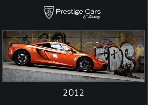 Europa-247.de - Europa Infos & Europa Tipps | Prestige Cars Kalender 2012
