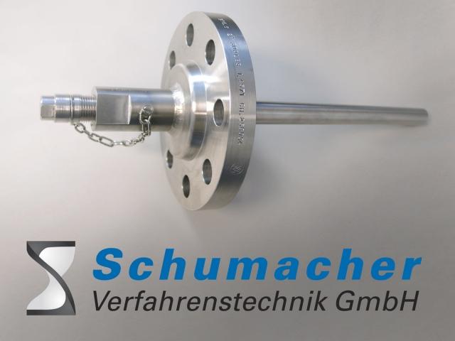 Technik-247.de - Technik Infos & Technik Tipps | Thermoschutzrohr von Schumacher Verfahrenstechnik