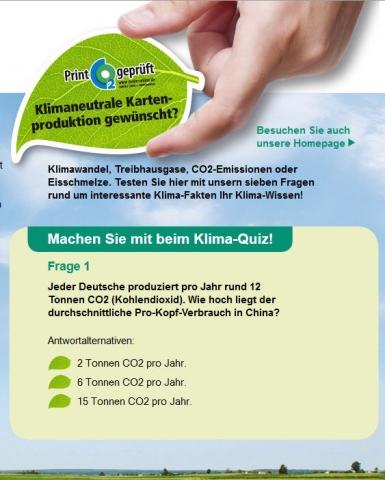 Technik-247.de - Technik Infos & Technik Tipps | Das Klima-Quiz im Internet