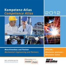 Niedersachsen-Infos.de - Niedersachsen Infos & Niedersachsen Tipps | Pünktlich zur HMI 2012 erscheint die neue Ausgabe des Kompetenz-Atlas