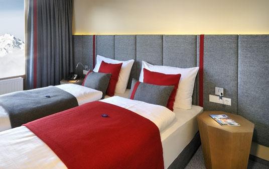 Hotel Infos & Hotel News @ Hotel-Info-24/7.de | Zimmer - Falkensteiner Hotel Sonnenalpe