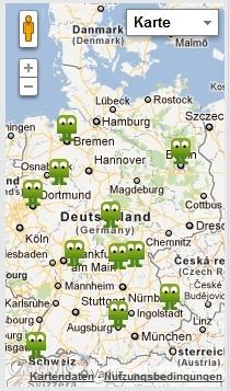 Tickets / Konzertkarten / Eintrittskarten | suchmeinticket jetzt mit interaktiven Landkarten