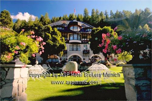Europa-247.de - Europa Infos & Europa Tipps | ASP Hotel Brokers verkaufen Luxushotel im Engadin mit 14.000 qm Kurpark