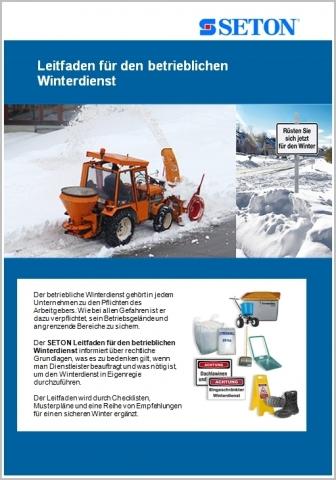 Einkauf-Shopping.de - Shopping Infos & Shopping Tipps | Winterdienst / Streusalz Ratgeber Seton.de
