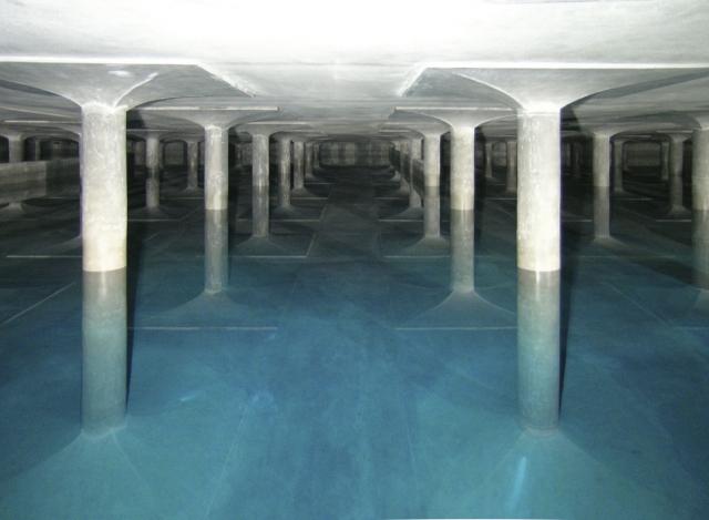 Europa-247.de - Europa Infos & Europa Tipps | Nach der Generalsanierung sichert der Trinkwasserhochbehälter Krottenbach auch in Zukunft die Wasserversorgung in weiten Teilen Frankens.