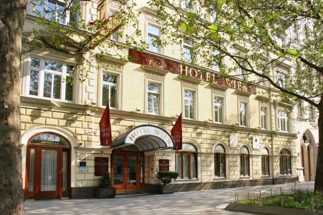 Hotel Infos & Hotel News @ Hotel-Info-24/7.de | Das Austria Classic Hotel Wien in der einzigartigen Wiener Innenstadt