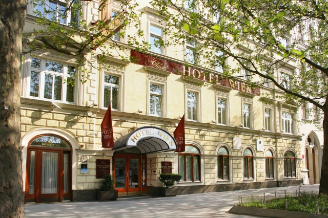 Wien-News.de - Wien Infos & Wien Tipps | Das Austria Classic Hotel Wien in der einzigartigen Wiener Innenstadt