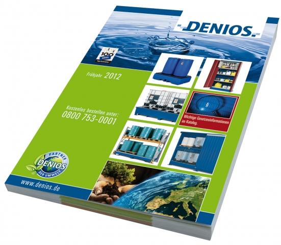 Einkauf-Shopping.de - Shopping Infos & Shopping Tipps | Der neue DENIOS-Katalog bietet das kompletteste Produktprogramm und zusätzlich viele nützliche Informationen rund um Umweltschutz und Arbeitssicherheit.